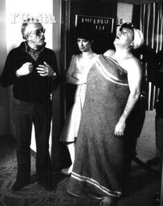 Luciano Salce, Anna Mazzamauro, Paolo Villaggio