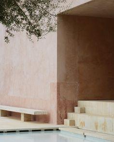 Neuendorf House, Mallorca, by John Pawson & Claudio Silvestrin Chinese Architecture, Futuristic Architecture, Ancient Architecture, Sustainable Architecture, Landscape Architecture, Architecture Design, John Pawson, Exterior Design, Interior And Exterior