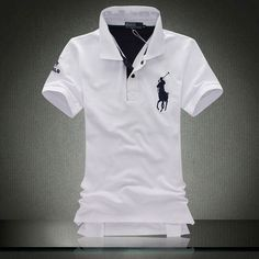 Ralph Lauren Darkblue Big Pony White Men Hoodied
