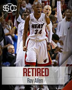 NBA Player Ray Allen Retires he will be missed class act https://twitter.com/search?q=%22Ray%20Allen%22&src=tren Love #sport follow #sports on @cutephonecases