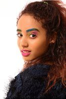 Glitter face Gia Lawrence United Kingdom on StarNow
