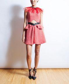 Beautiful handmade dresses by KAHRI on Etsy