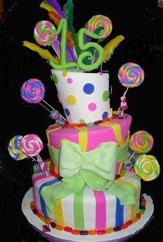 Los quince años, una de las fiestas mas importantes para las chicas, tenemos MUCHAS ideas para la torta mas especial en los años de juventud   http://ideasparadecoracion.com/quince-anos-modelos-de-tortas/