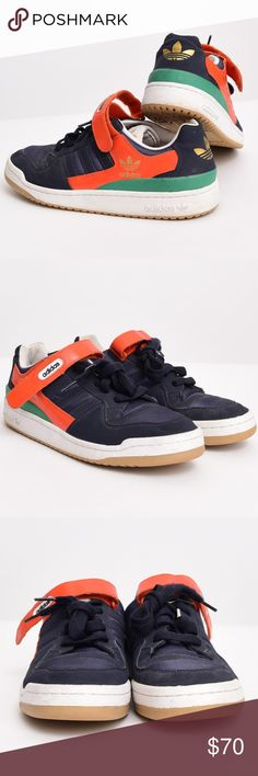 finest selection 8185b 097c7 Adidas Forum Lo Rs G59862 Very excellent condition!! Adidas Forum Lo Rs  G59862 Blue Orange Green White Men s Size 10. See photos for details wear.  adidas ...