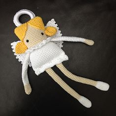 With this pdf pattern you too can create your very own Christmas Angel.