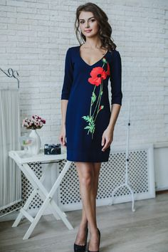 Nice Casual Dress by BeIn16.com