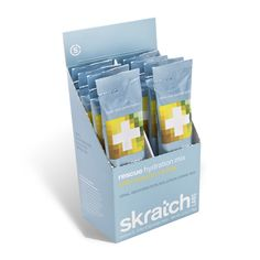Skratch Labs Rescue Hydration sports drink mix comes handy when traveling, training, racing, and anytime you need to get your body back to normal. Rehydration Drink, Lab Rescue, Fluid And Electrolytes, Nutrition For Runners, Sports Drink, Lemon Lime, Mixed Drinks, Health And Beauty