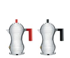 """Espresso """"Pulcina"""" design Michele De Lucchi for Alessi"""