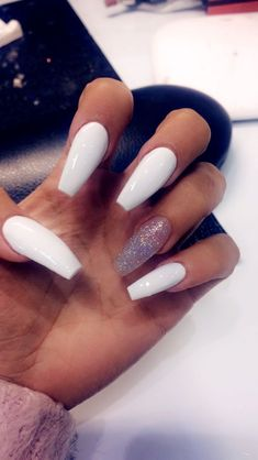 ✔ 44 best acrylic coffin nails ideas in 2019 31 – Long Nails – Long Nail Art Designs Aycrlic Nails, Prom Nails, Long Nails, Hair And Nails, Coffin Nails, Gorgeous Nails, Pretty Nails, Best Acrylic Nails, Nagel Gel