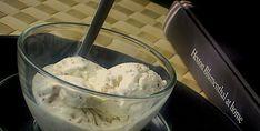 Горчичное мороженое от Хестона Блюменталя из книги «Хестон Блюменталь дома / Heston Blumenhal at home»
