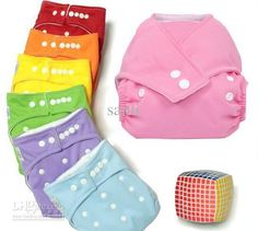 Plain Color Baby Diapers +Inserts Cheaper Baby Diapers Babyland Cloth Diaper Pockets Buy Diaper Online Best Disposable Diapers From Santi, $3.52  Dhgate.Com