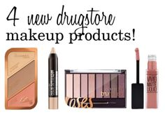 We review new drugstore makeup products for Spring 2016. Includes: Rimmel Kate Sculpting Kit, CoverGirl Roses TruNaked Palette, Maybelline Vivid Matte Liquid, and more.