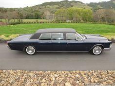 1968 Lincoln by Lehmann-Peterson