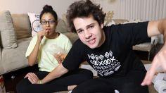 David and Liza Carly And Erin, Liza Koshy And David Dobrik, Zane And Heath, Amandas Chronicles, Vlog Squad, People Videos, Relationship Goals, Youtubers, Jet
