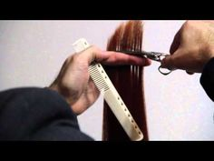 HIGH QUALITY HAIR SCISSORS COMPARED TO ENTRY LEVEL HAIR SCISSORS - YouTube