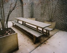 WORK IN PROGRESS: Brick House | West London | Caruso St John Architects. RIBA Stirling Prize 2006