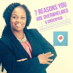 Need I say more??? Live on Periscope 7:15 EST tonight  follow me @radiantliving_ on #periscope  Tag a friend to join you  post your take always and aha moments below #radiantlivingbiz #radiantliving #startup #sales #marketing #socialmedia #smallbusinessexpert #businesscoach #rn #mba #templemade #Phillygirl #atlantaspeaker #author #mompreneur #coach #womeninbusiness #onlineshop