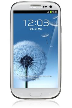 Samsung GT-I9300RWDBTU Unlocked Galaxy S3 i9300, 16GB (Marble White) * Check this awesome product by going to the link at the image.