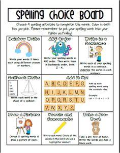 First Grade Fairytales: Weekly Homework FREEBIE