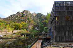 Li Xiadong's Beautiful Wood Liyuan Library Wins the First Mori...