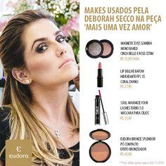 Deborah Secco usa Eudora