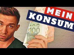 TALK: So viel Geld gebe ich für KONSUM aus! #MINIMALISMUS | Max GREEN - YouTube