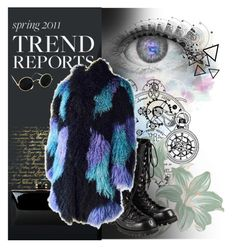 """""""#Where is my snow? 3"""" by banana0307 ❤ liked on Polyvore featuring Comme des Garçons"""
