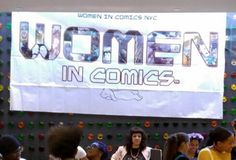 Women In Comics Con 2017: Because Pop Culture Is A Mirror That Reflects Everyone - Bleeding Cool Comic Book, Movie, TV News https://www.bleedingcool.com/2017/03/26/women-comics-con-2017-pop-culture-mirror-reflects-everyone/?utm_campaign=crowdfire&utm_content=crowdfire&utm_medium=social&utm_source=pinterest