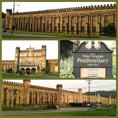 The Former West Virginia Penitentiary aka Moundsville Prison - Moundsville, West Virginia Photo taken: 7/2/2011