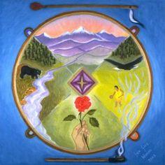 Get a Card version of 'Journey through the Medicine Wheel'