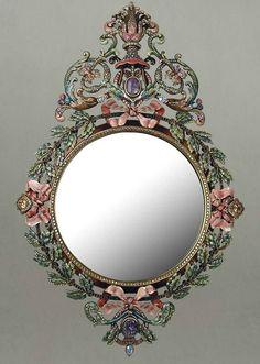 Jay Strongwater Mirror, we've got one!