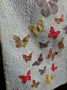 Quilting ideas | Quilting Ideas | Project on Craftsy: Butterfly Cot Quilt