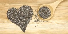 Get nearly half the fiber you need in a day by eating just once ounce of chia seeds.10 ways to use them.