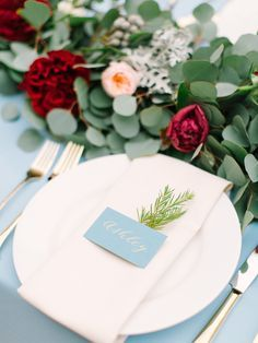 dusty blue, gold, and cranberry wedding - Google Search