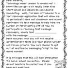 an informational parent letter to create a new avenue for parent teacher communication using the app remind this letter is ready to gosimply fill in