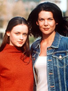 If You Loved Gilmore Girls, Amazon Has VERY Exciting News For You+#refinery29
