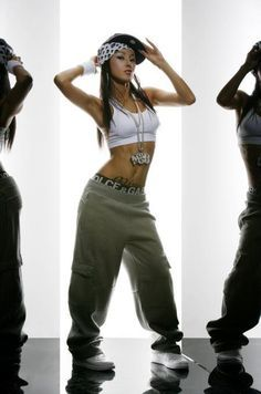 hip hop dance outfits - Google Search
