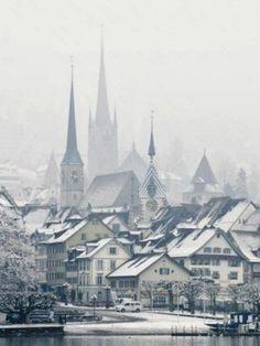 Zug, Switzerland *best hot cocoa I've ever had.