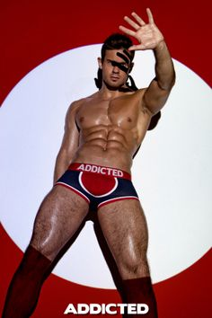 #addicted mesh boxer www.VOCLA.com