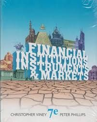 Fundamentals of investments 7th edition solutions manual by jordan instant download solution manual for financial institutions instruments and markets 7th edition christopher viney item details fandeluxe Gallery