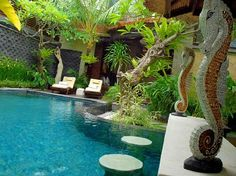 Hotel location: Indonesia » Bali » Bali  The Bali Dream Villa Seminyak  Jalan Bidadari No. 108X Seminyak Bali - Indonesia Bali 80361  [Hotel The Bali Dream Villa Seminyak - The Bali Dream Villa Seminyak is set in lush green surroundings and features a close distance to Seminyak Beach, kuta and seminyak shopping area. The resort features villa-style accommodation options which are ideal for a romantic getaway or a well-deserved family vacation. Consist of One Bedroom pr...]  The Bali Dream…