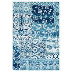nuLOOM Edythe Rug - Blue