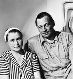 Aino Aalto and Alvar Aalto