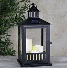 outdoor solar candles