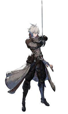 Female Character Design, Character Design Inspiration, Character Concept, Character Art, Concept Art, Nier Characters, Fantasy Characters, New Fantasy, Fantasy Warrior