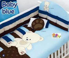Protector cunas para bebes buscar con google cobertor for Cubrepies de cama