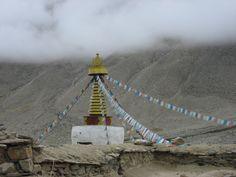 Tibet, south-west, base camp Mount Everest