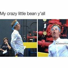 He's a smol bean XD