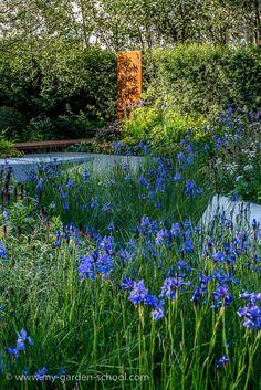 #chelseaflowershow Waterscape Garden, Royal Bank of Canada pic.twitter.com/2ykOvXqoId via @Outside_Design Online #Garden Classes