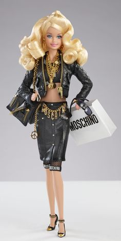 The Moschino Barbie Doll And Collection Is What Dreams Are Made Of